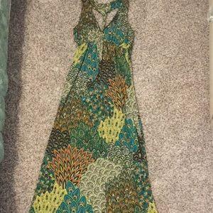 Colorful adorable Maxi Dress